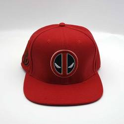 Deadpool Gorra Logo