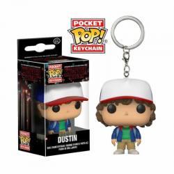 Llavero Pocket Pop! Dustin Stranger Things - Funko