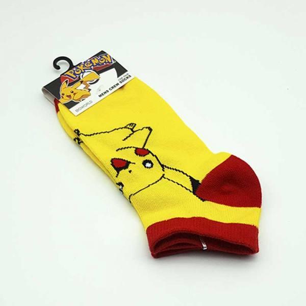 Calcetines Pikachu