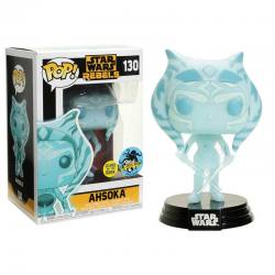 Funko Pop Ahsoka Star Wars Rebels - Exclusiva