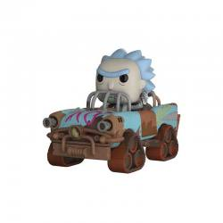 Funko Pop Rick and Morty Mad Max Rick