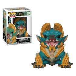 Funko Pop Monster Hunter Zinogre