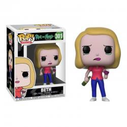 Figura Pop Rick and Morty Beth