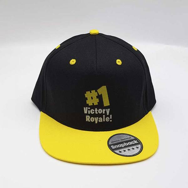 Gorra Fortnite Victory Royale Bicolor