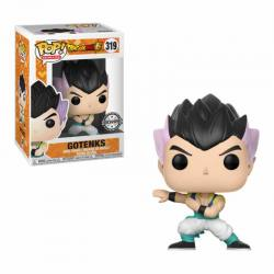 Figura Pop Gotenks Dragon Ball Super - Exclusiva
