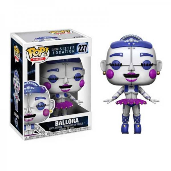 Figura Pop Ballora FNAF Sister Location