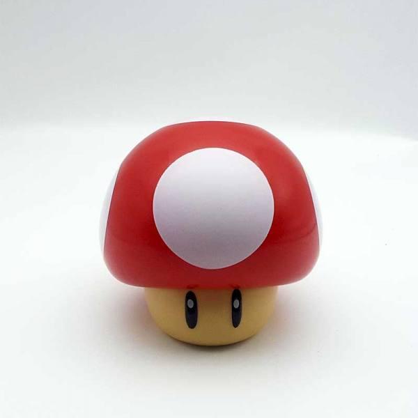 Lampara Super Mario Seta Roja - Con Sonido