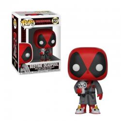 Figura Pop Deadpool en Bata