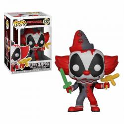 Figura Pop Deadpool Payaso