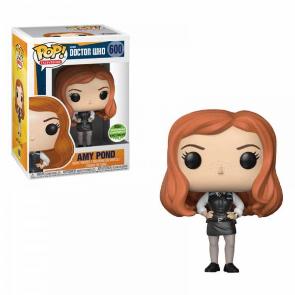 Figura Pop Doctor Who Amy Pond - Exclusiva