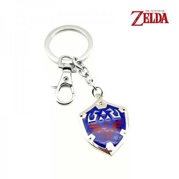 LLavero Zelda Escudo Hylian