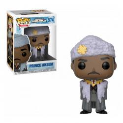 Funko Pop Akeem Principe de Zamunda