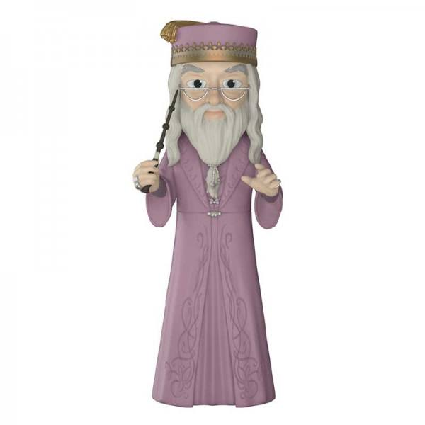 Figura Funko Rock Candy Harry Potter Albus Dumbledore