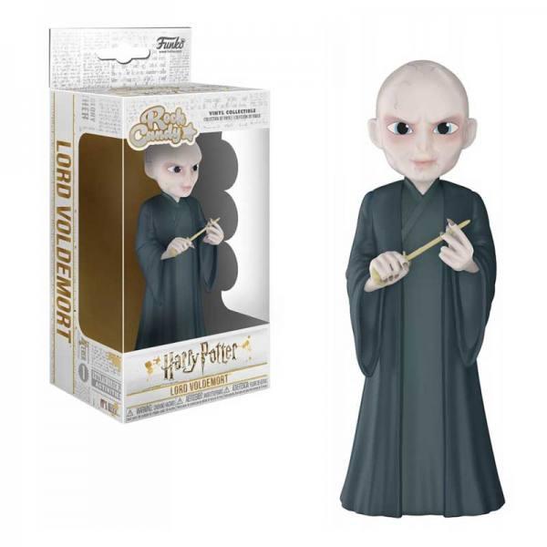 Figura Funko Rock Candy Harry Potter Lord Voldemort