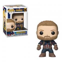 Figura Funko Pop Avengers Infinity War Capitan America