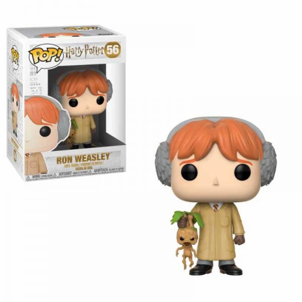 Figura Pop Ron Weasley Herbology Harry Potter