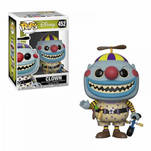 Figura Funko Pop Disney Pesadilla Antes de Navidad Clown