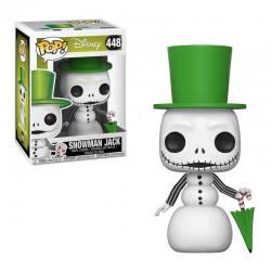 Figura Funko Pop Disney Pesadilla Antes de Navidad Snowman Jackn