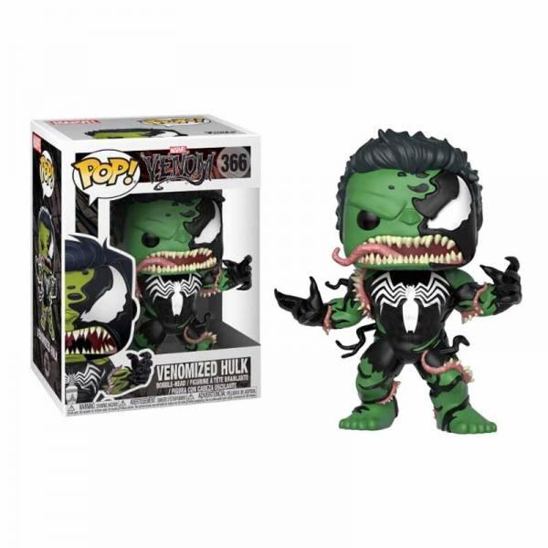Figura Funko Pop Venom - Venomized Hulk