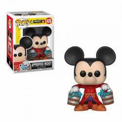 Figura Pop Disney Mickey Mouse 90 Aniversario Apprentice Mickey