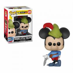 Figura Pop Disney Mickey Mouse 90 Aniversario Brave Little Tailor
