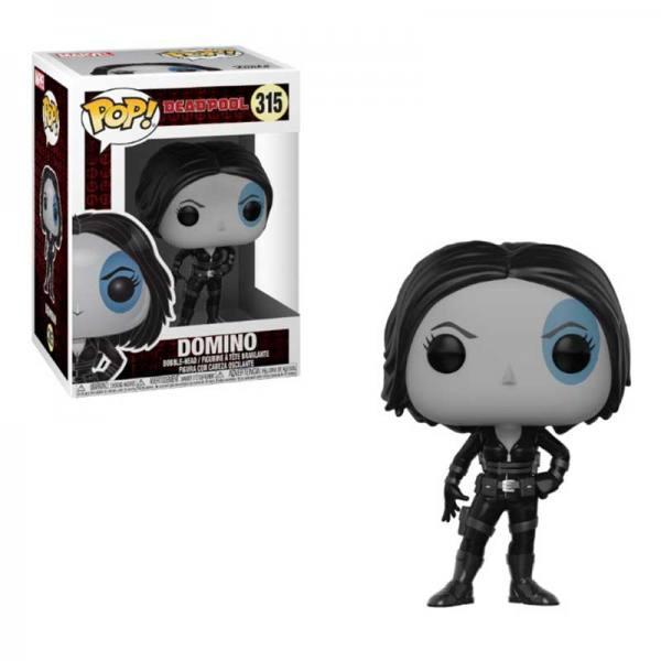 Figura Pop Deadpool Domino