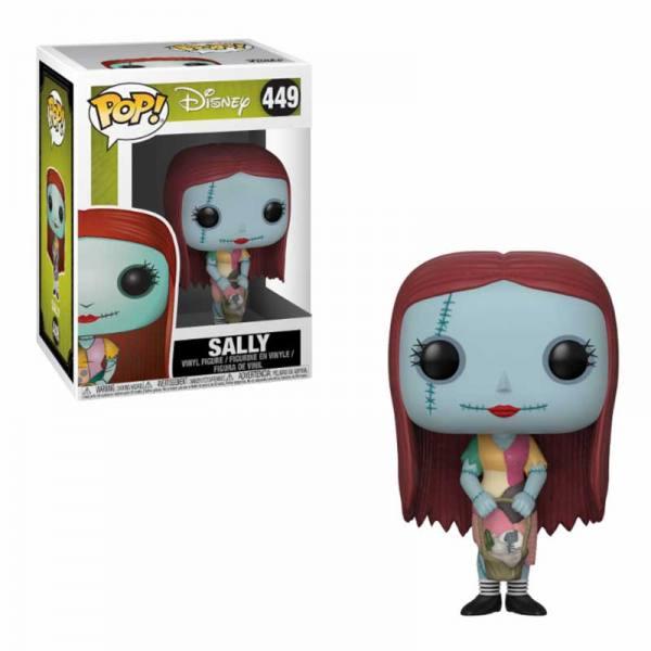 Figura Pop Sally Con Cesta Pesadilla antes de Navidad