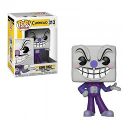 Figura Pop Cuphead Cagney King Dice