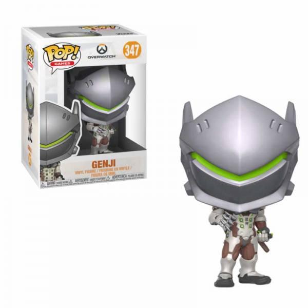 Figura Pop Overwatch Genji