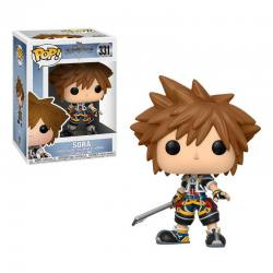 Figura Pop Sora Llave Espada Kingdom Hearts