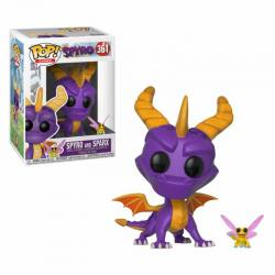 Figura Funko Pop Spyro and Sparx