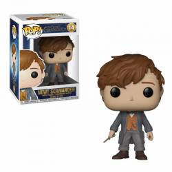 Figura Funko Pop Newt Scamander Fantastic Beast 2 The Crimes of Grindelwald