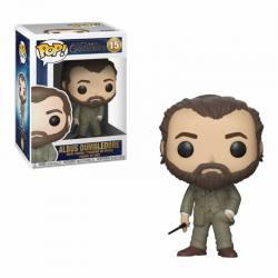 Figura Funko Pop Albus Dumbledore Fantastic Beast 2 The Crimes of Grindelwald