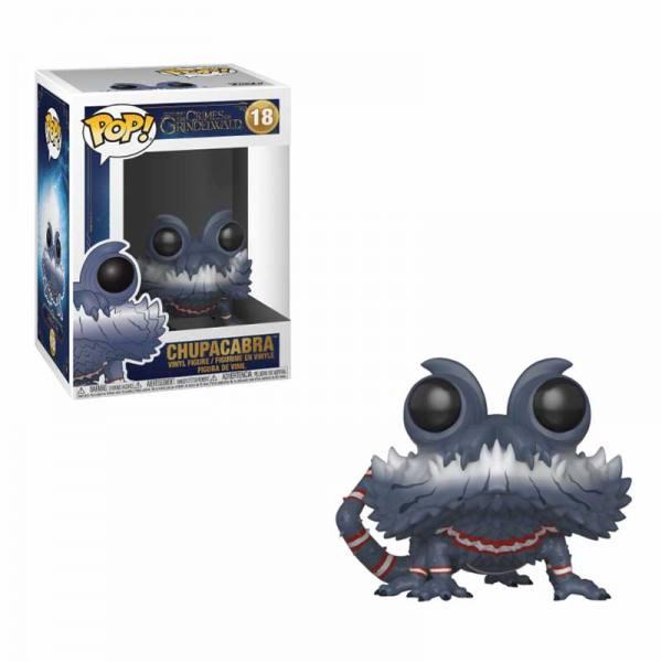 Figura Funko Pop Chupacabra Fantastic Beast 2 The Crimes of Grindelwald