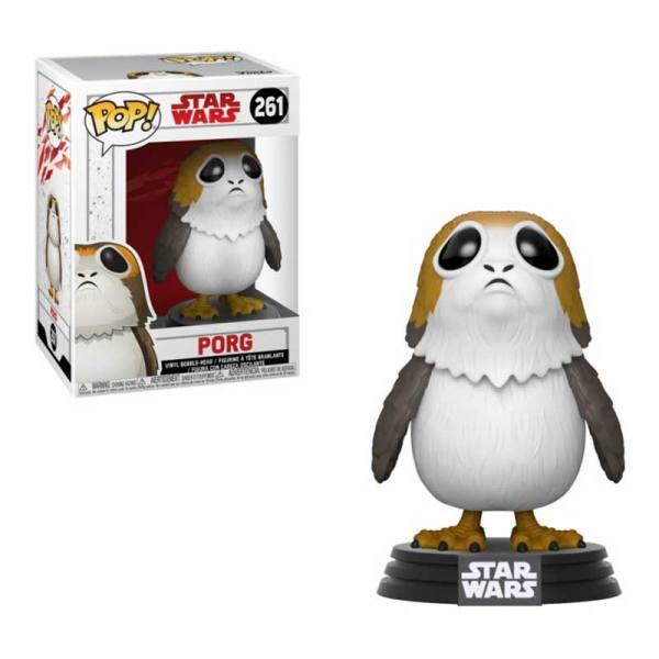 Figura Funko Pop Star Wars Porg