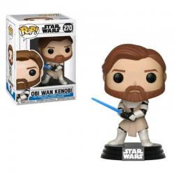 Funko Pop Obi Wan Kenobi Star Wars The Clone Wars