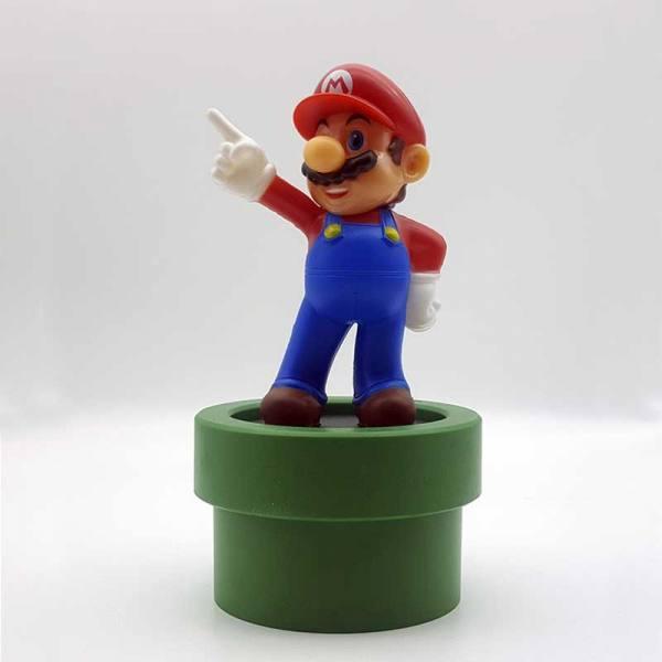 Lampara Super Mario Mario Tubería