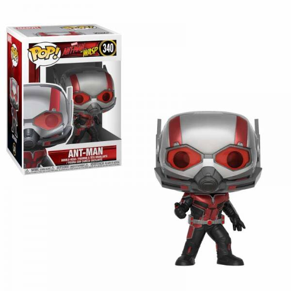 Figura Funko Pop Ant-Man Ant-Man and The Wasp