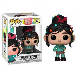 Figura Pop Vanellope Disney Ralph Breaks The Internet