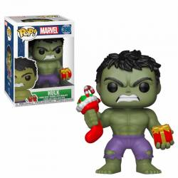 Funko Pop Marvel Holiday Hulk Stocking & Plush