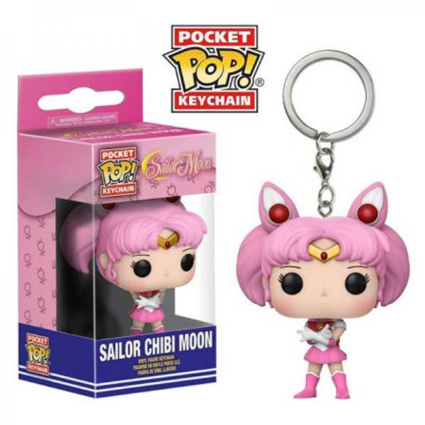 Llavero Funko Pop Sailor Moon Sailor Chibi Moon