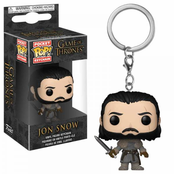 Pocket Pop Keychain Game of Thrones Jon Snow