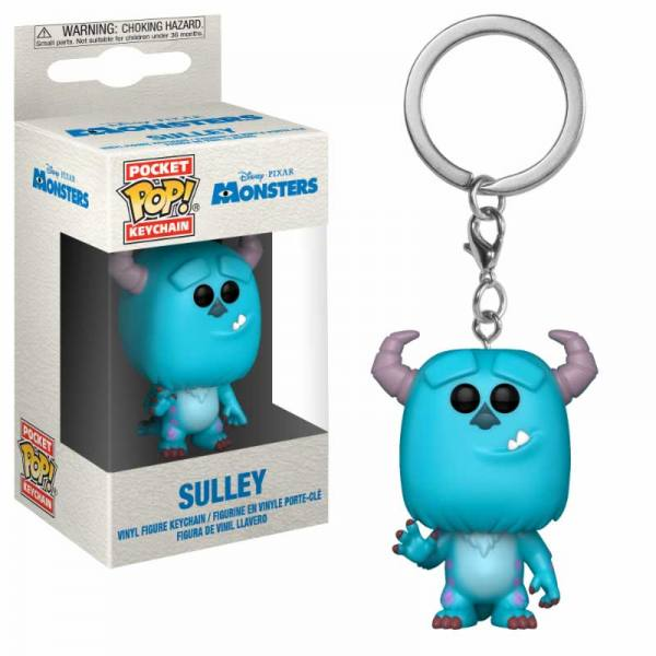 Llavero Funko Pop Sulley Monsters