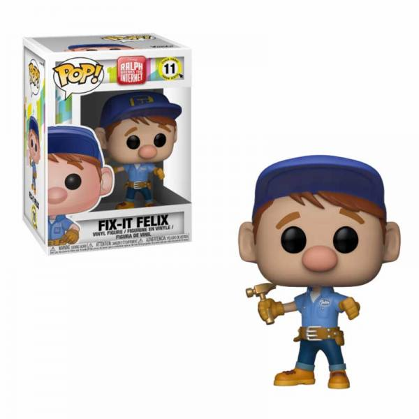 Funko Pop Disney Fix-It Felix Ralph Breaks The Internet