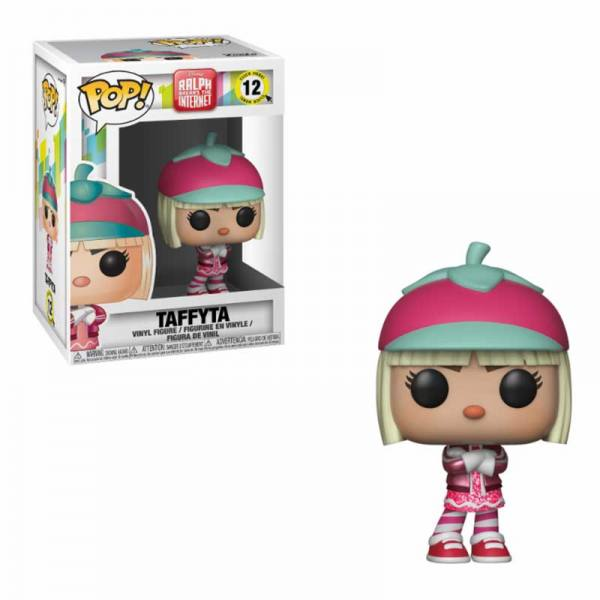 Funko Pop Disney Taffyta Ralph Breaks The Internet