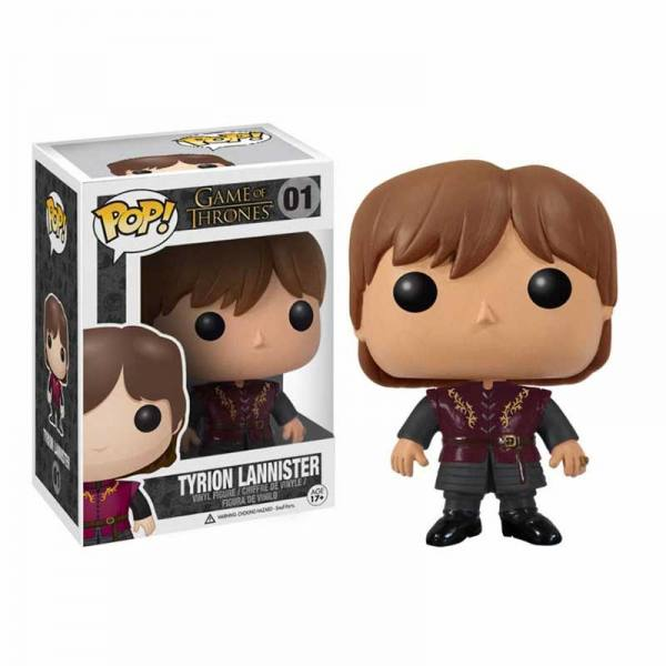 Figura Pop Tyrion Lannister Game of Thrones