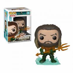 Aquaman Figura Funko Pop Heroes Aquaman