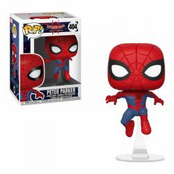 Figura Pop Peter Parker Spider-Man Into The Spiderverse
