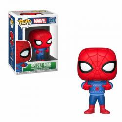 Funko Pop Marvel Spider-Man Ugly Sweater