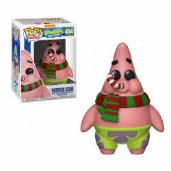Figura Pop Bob Esponja Patricio Navidad - Patrick Star
